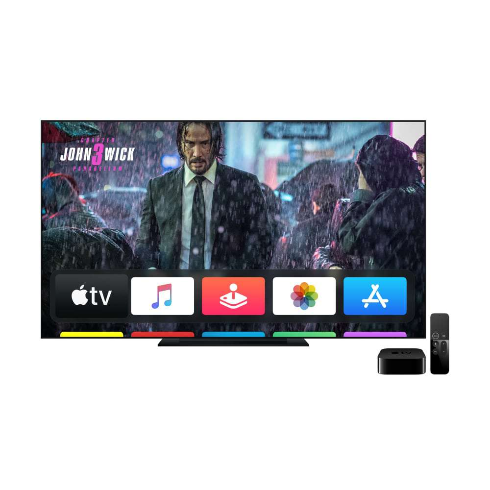 Apple TV 32GB 4.Nesil MR912TZ/A