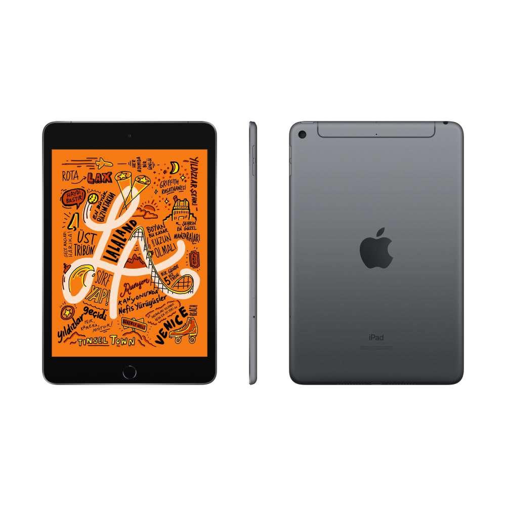 iPad mini 7.9 inç Wi-Fi + Cellular 256GB Uzay Grisi MUXC2TU/A