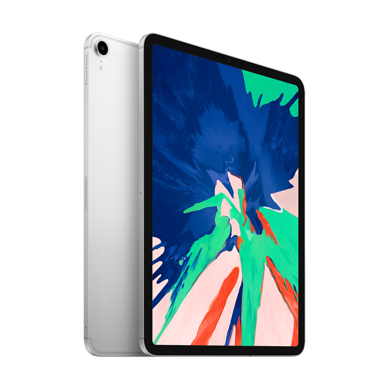 11-inch iPad Pro Wi-Fi + 4G 512GB - Silver