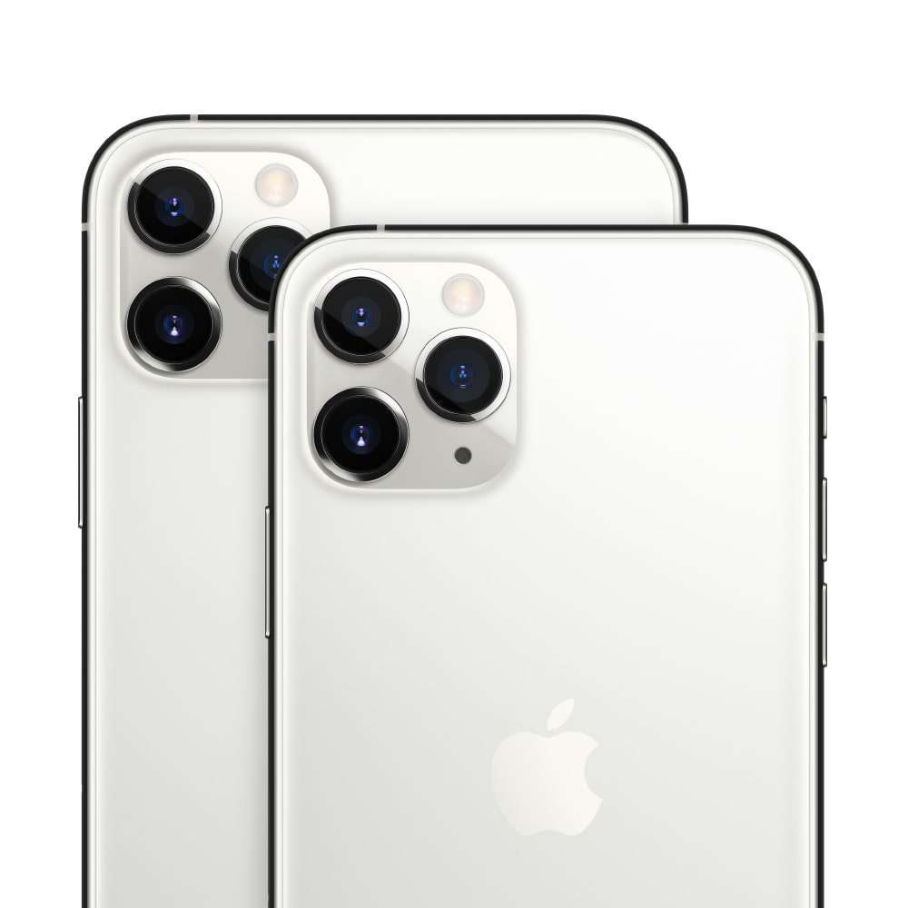 iPhone 11 Pro Max 256GB Gümüş MWHK2TU/A