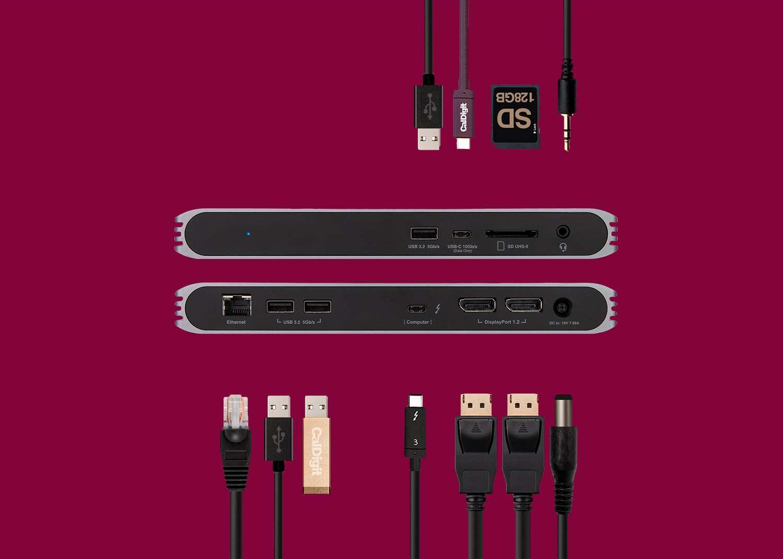 CalDigit USB-C Pro Dock USBCProDock-US07-SG